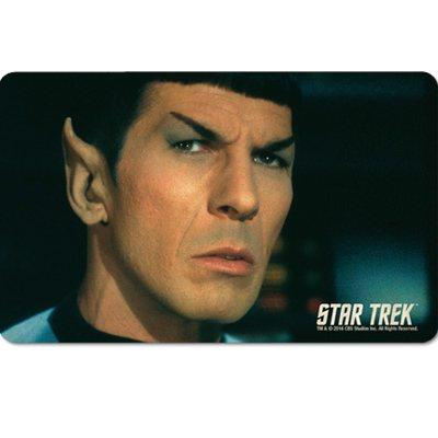 Star Trek - Frühstücksbrettchen - Spock