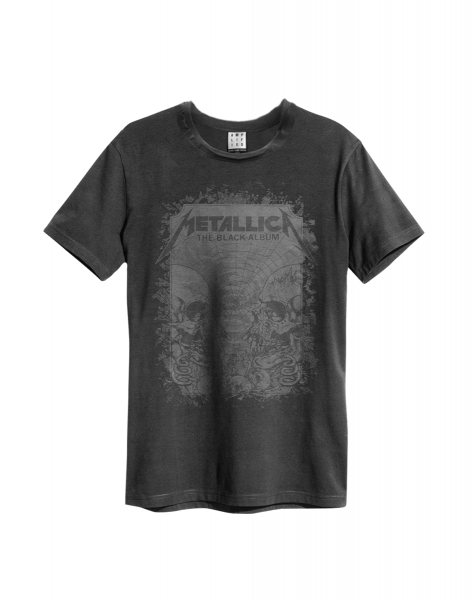 Amplified Metallica Black Album T-Shirt