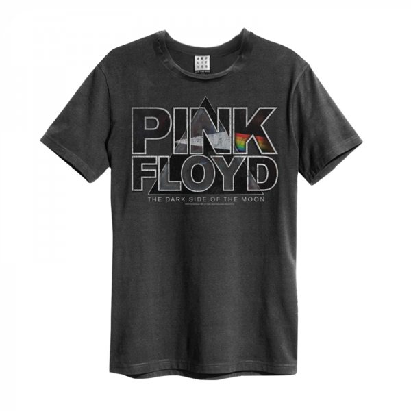 Amplified Pink Floyd Darkside Tour 75 T-Shirt Vintage Herren
