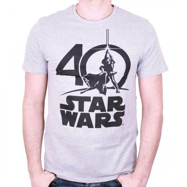 Star Wars - 40th Anniversary Herren T-Shirt