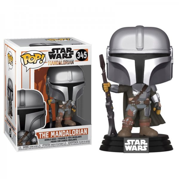 Star Wars The Mandalorian Funko Pop Vinyl Figur 345