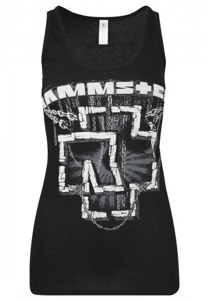Rammstein In Ketten Tank Top Damen