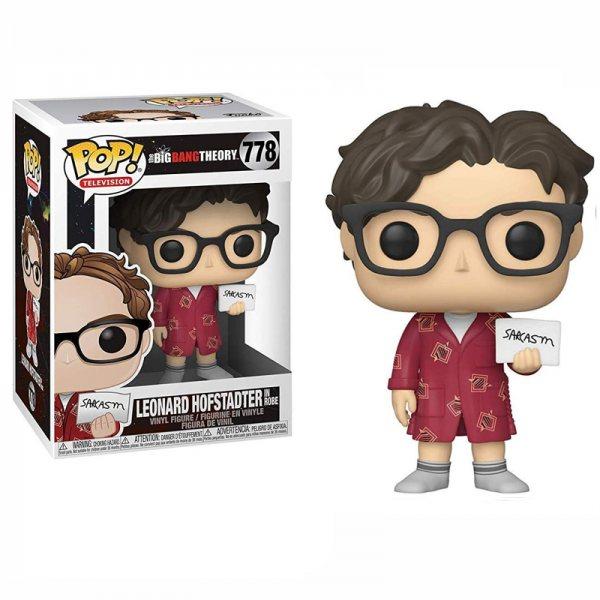 The Big Bang Theory Leonard Hofstadter Funko Pop Vinyl Figur 778
