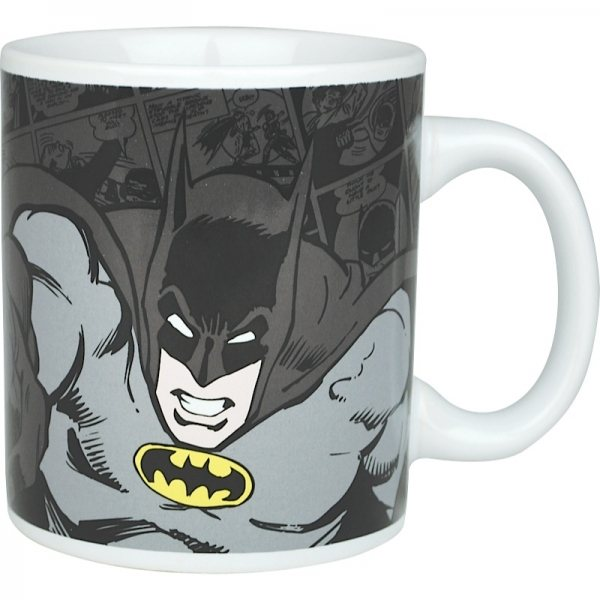 DC Comics - Batman Keramik Tasse - Punch