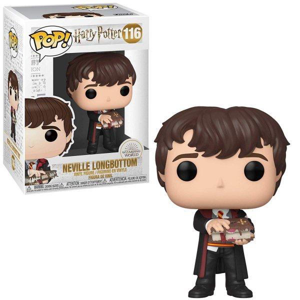 Harry Potter Neville Longbottom Buch der Monster Funko Pop Vinyl Figur 116
