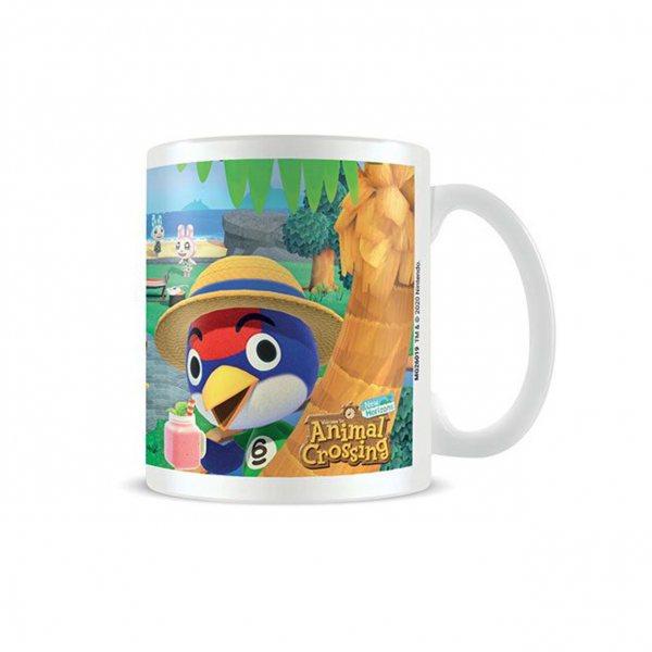 Animal Crossing Summer Tasse im Geschenkkarton Nintendo