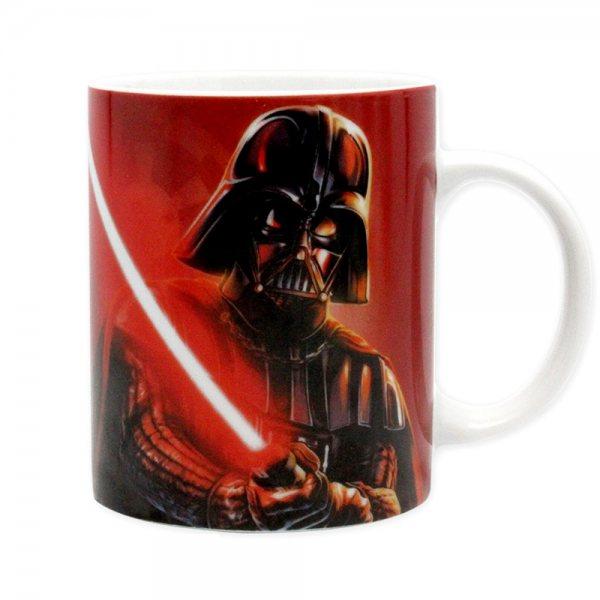 Star Wars - Keramik Tasse - Vader Battle