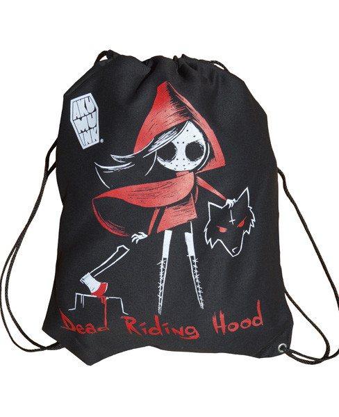 Akumu Ink Dead Riding Hood Slingbag Turnbeutel