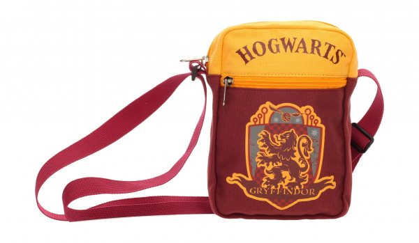 Harry Potter Hogwarts Gryffindor Canvas Leinen Tasche
