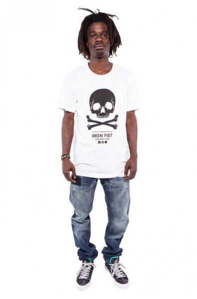 Iron Fist Enginered Skull Herren T-Shirt