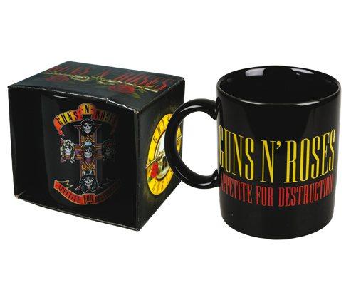 Guns N Roses - Keramik Tasse - Appetite for Destruction