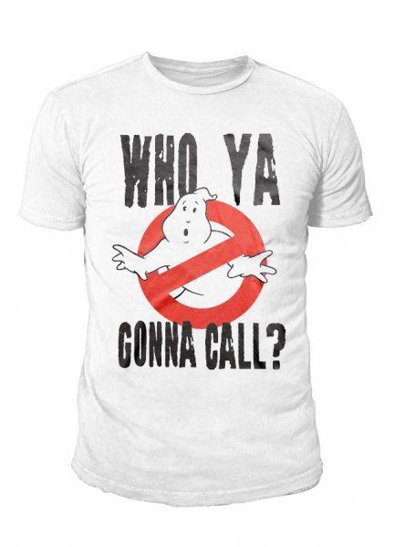 Ghostbusters Gonna Call Herren T-Shirt