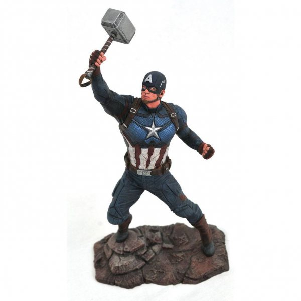 Avengers Iron Man Diamond Gallery Statue