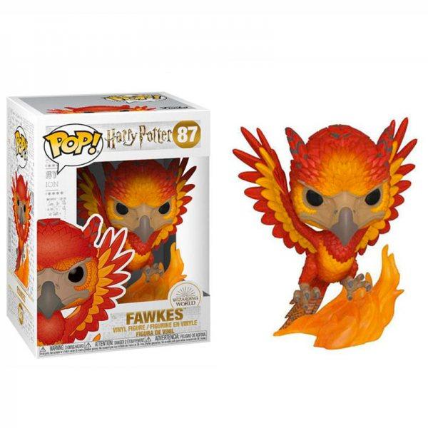 Harry Potter Fawkes Phoenix Funko Pop Vinyl Figur 87