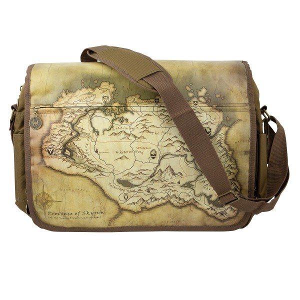 The Elder Scrolls Karte Tasche