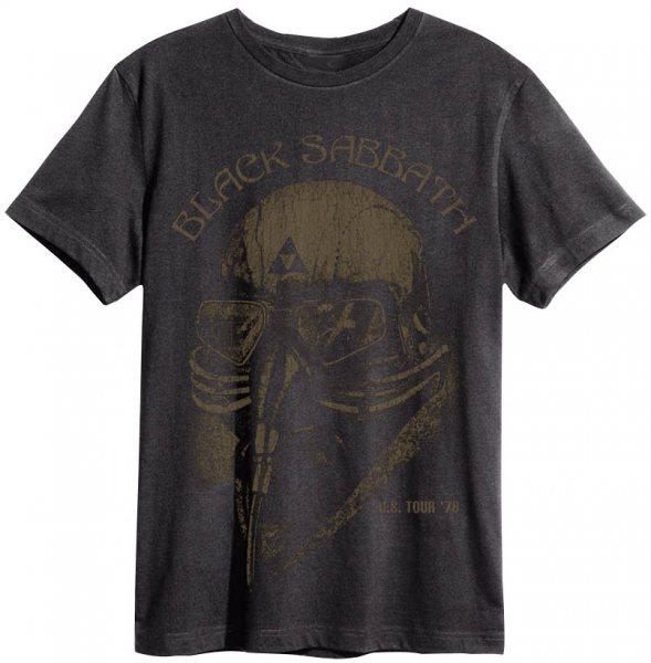 Amplified Black Sabbath Tour 78 T-Shirt