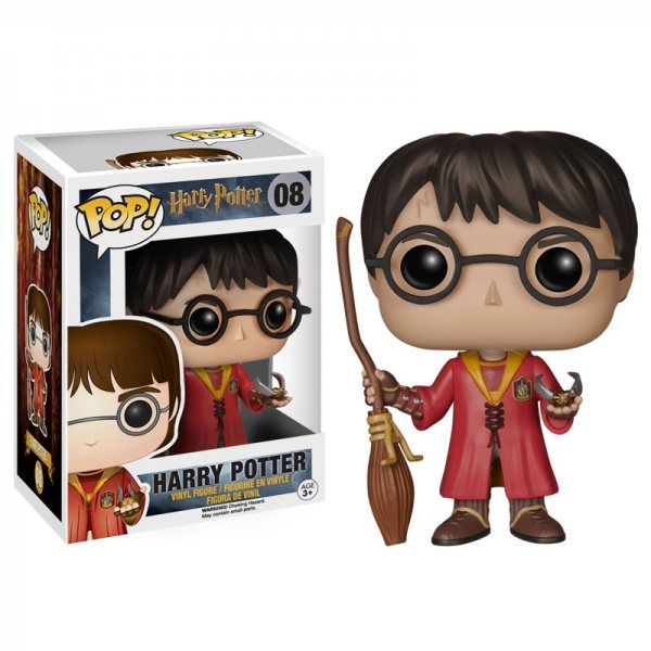 Harry Potter Quidditch Funko Pop Vinyl Figur 08