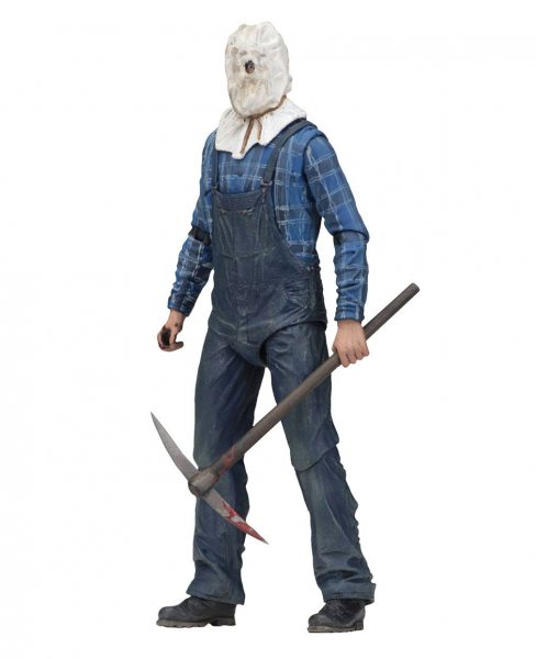 Freitag der 13 Part 2 Ultimate Jason Figur