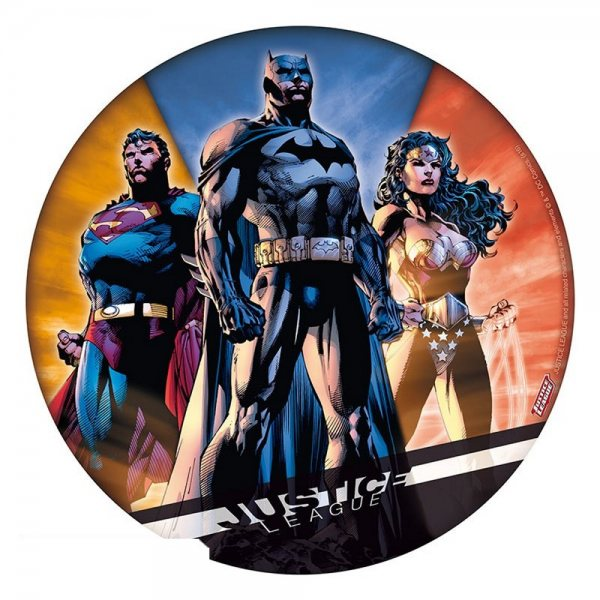 DC Comics - Justice League Mousepad - All Hereos