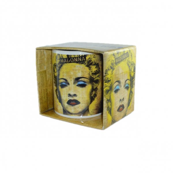 Madonna Celebration Tasse Becher im Geschenkkarton
