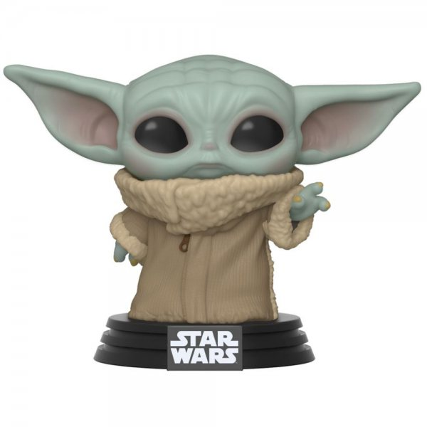 Star Wars The Mandalorian Baby Yoda Child Funko Pop Vinyl Figur 368
