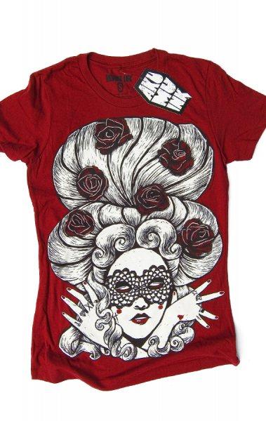 Akumu Ink Masquerade Damen T-Shirt