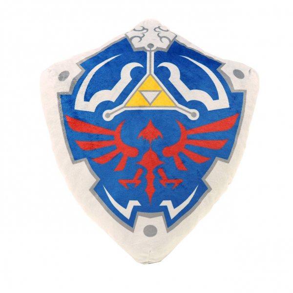 The Legend of Zelda Sykword Sword Hylian Schild Kuschelkissen Kissen