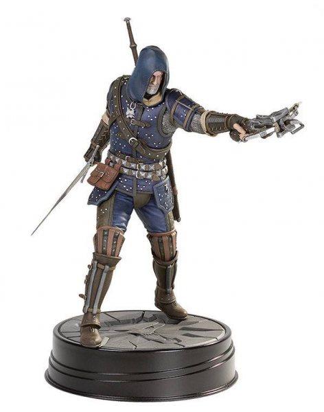 The Witcher 3 Wild Hunt Feline Statue Figur Dark Horse