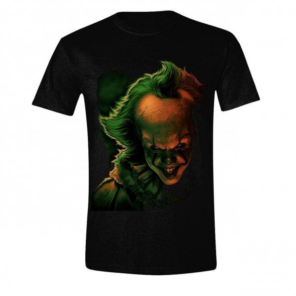 Stephen Kings Es Pennywise T-Shirt Herren Schwarz