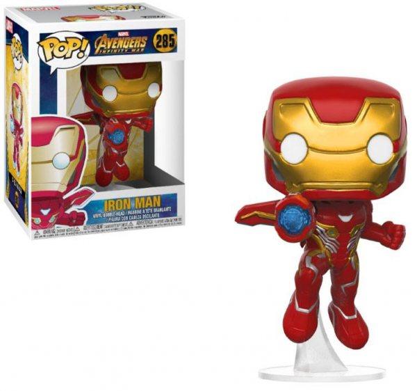 Avengers Infinity War Iron Man Funko Pop Vinyl Figur