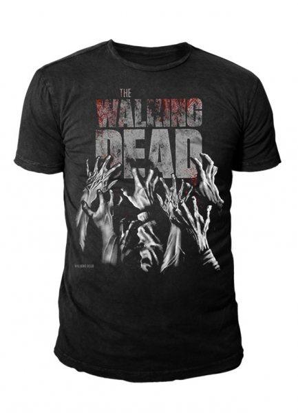 The Walking Dead - Herren T-Shirt - Zombie Hands