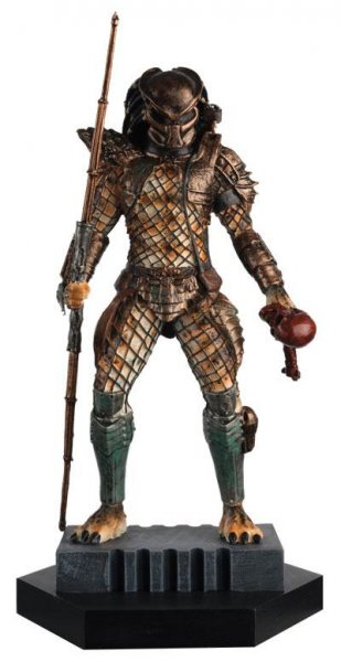 Eaglemoss Predator Hunter Resin Figur Sammelfigur