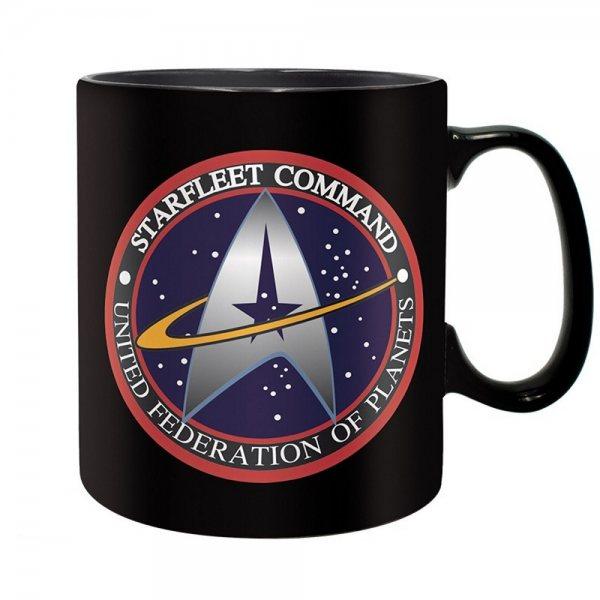 Star Trek - Keramik Tasse - Starfleet Command