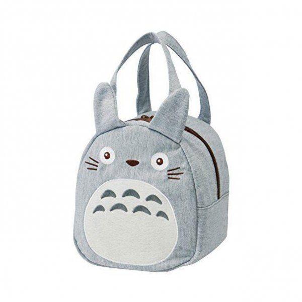Mein Nachbar Totoro Henkeltasche Grau