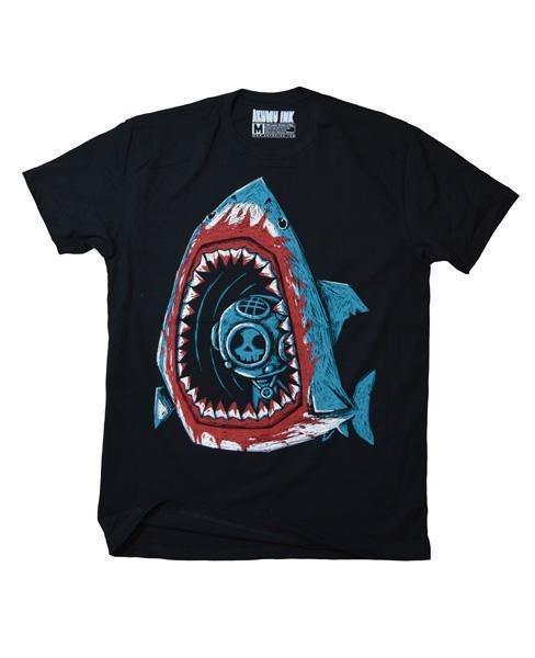 Akumu Ink Forgotten Souls Nightmare Herren T-Shirt