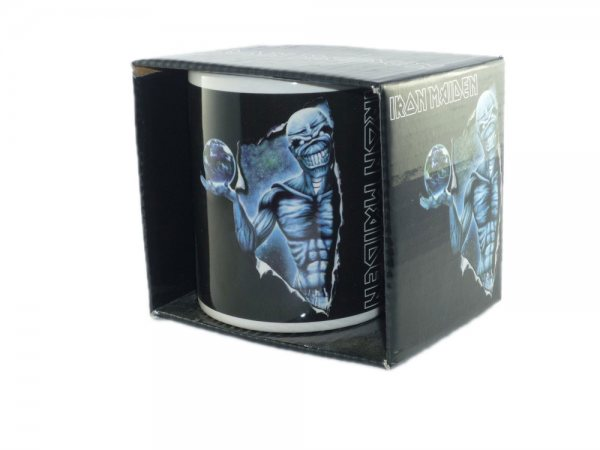 Iron Maiden Different World Tasse