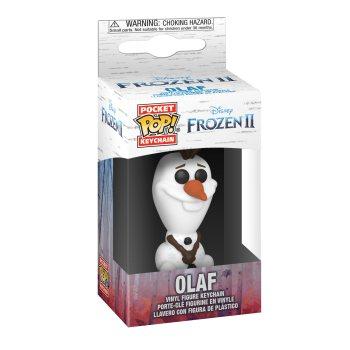 Eiskönigin 2 Frozen Olaf Funko Pop Schlüsselanhänger