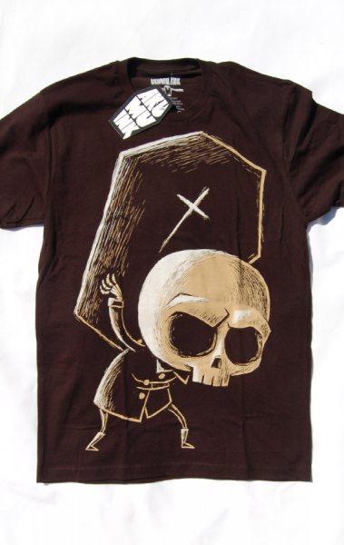 Akumu Ink Undertaker Herren T-Shirt