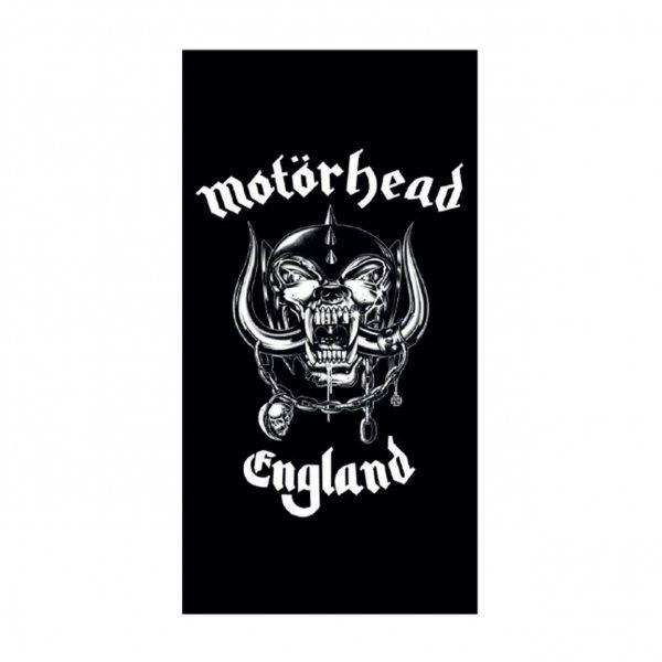 Motörhead England Logo Badetuch Strandtuch Handtuch