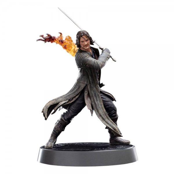 Herr der Ringe Aragorn Weta Workshop Statue Figur Limitiert