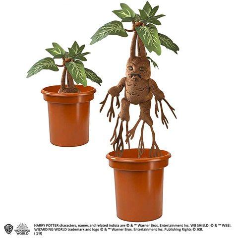 Harry Potter Alraune Mandrake Plüschfigur Kuscheltier kaufen