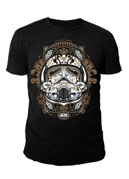 Star Wars - Muerte Trooper Herren T-Shirt