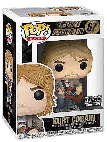 Nirvana Kurt Cobain Funko Pop Vinyl Figur Special Edition Exclusive