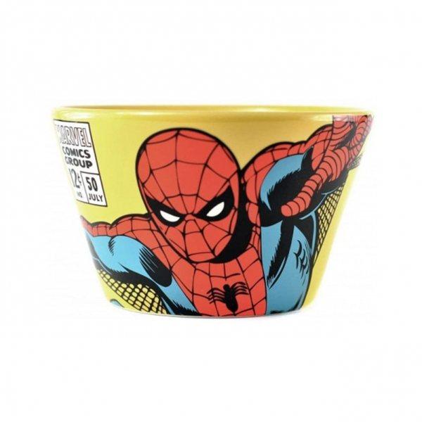 Marvel Spiderman Müslischüssel im Geschenkkarton
