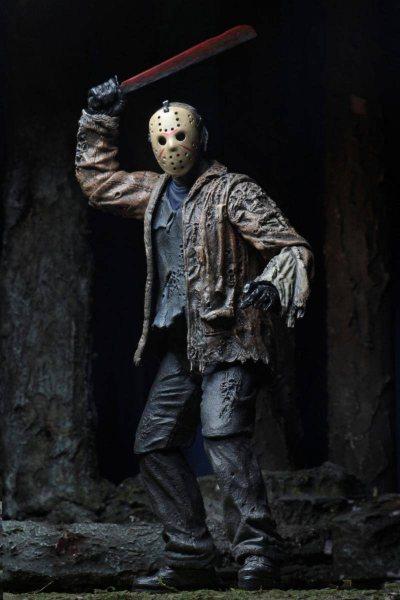 Freitag der 13. NECA Freddy vs Jason Ultimate Action Figur