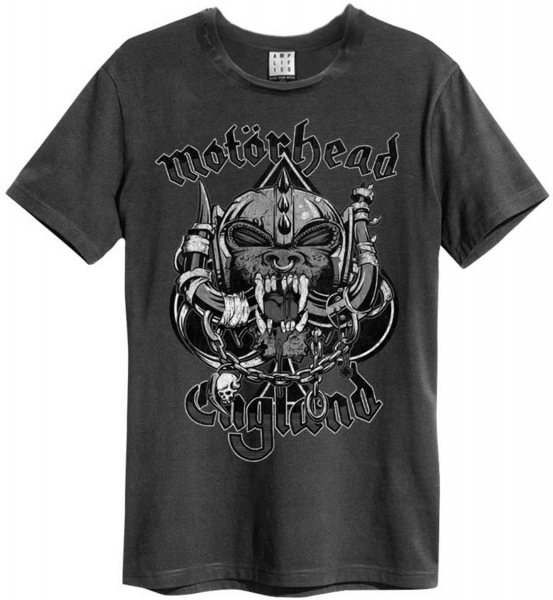 Amplified Motörhead Vintage Logo Herren T-Shirt