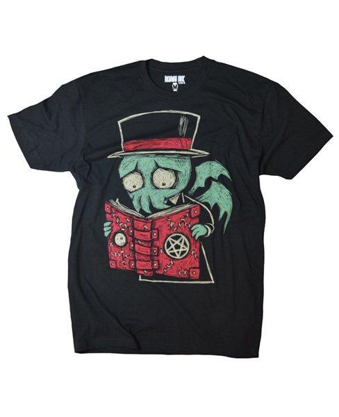 Akumu Ink Necromancer Nightmare Herren T-Shirt