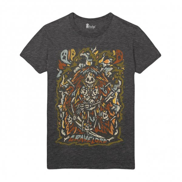 Dark Souls Gravelord Herren T-Shirt Grau