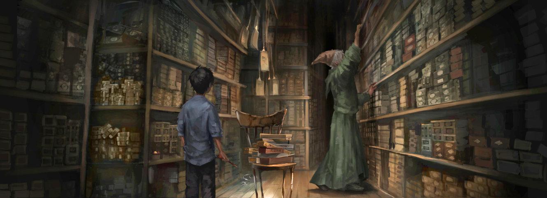 Harry-Potter-Ollivanders-Zauberstaebe