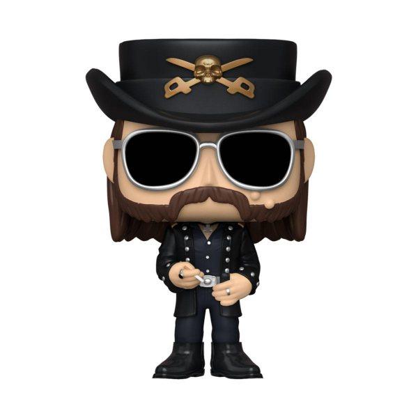 Motörhead Lemmy Funko Pop Vinyl Figur 170
